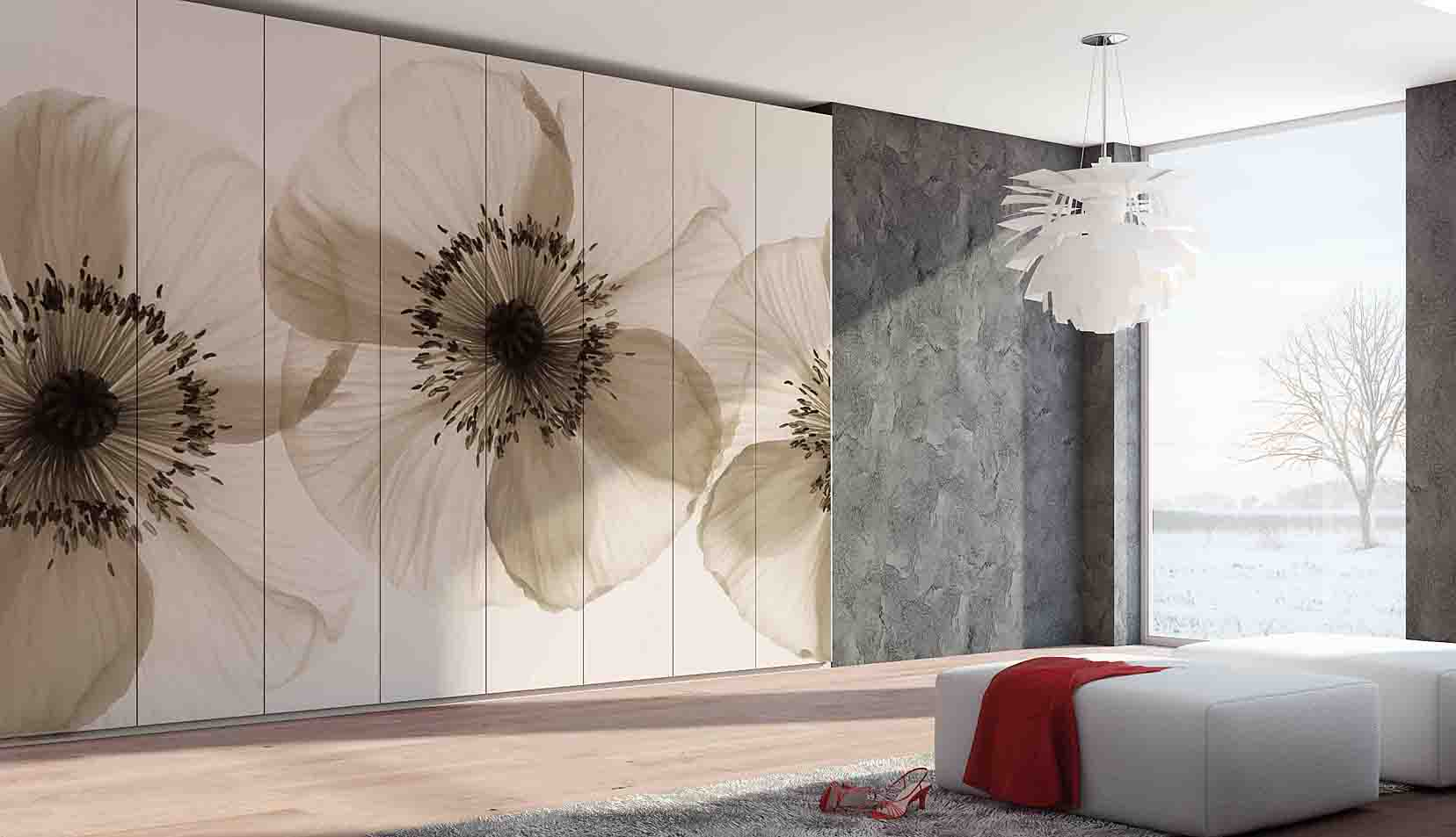 Contemporary wall design grid press theme wordpress for Modern wallpaper for walls designs
