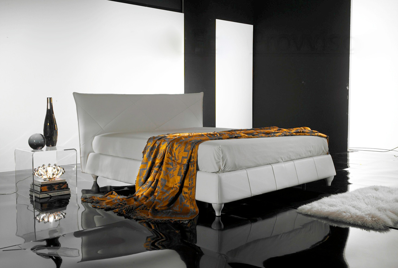 contemporary-bed