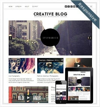 Digital WordPress Theme - Dessign
