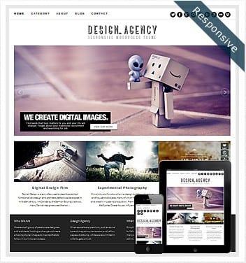 Design Agency Responsive Theme - Dessign